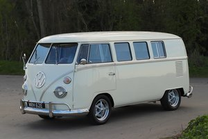 1967 VW Split Screen Camper Van. German Built. Full Resto