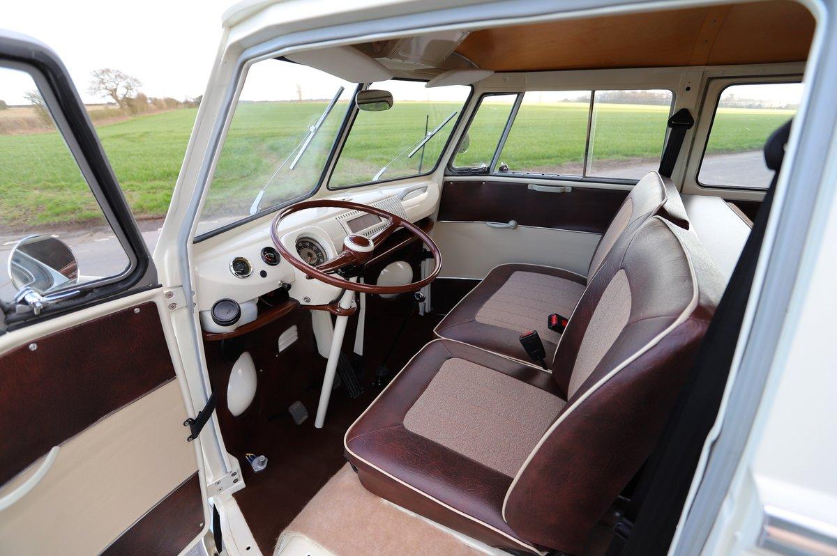 1967 VW Split Screen Camper Van. German Built. Full Resto For Sale (picture 4 of 6)