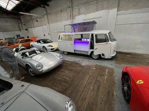 1969 Volkswagen Camper Van Classic Mobile Bar Brand New