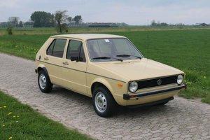 1978 Volkswagen Golf 1, VW Golf 1. Volkswagen Golf 1 GL For Sale