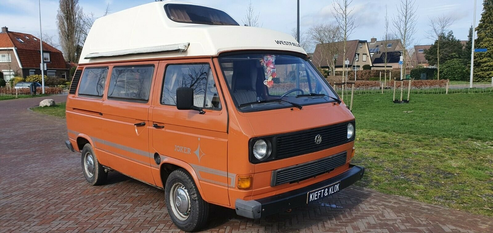 1984 Volkswagen T3 Bus, VW T3 Westfalia, Volkswagen T25 For Sale (picture 1 of 6)