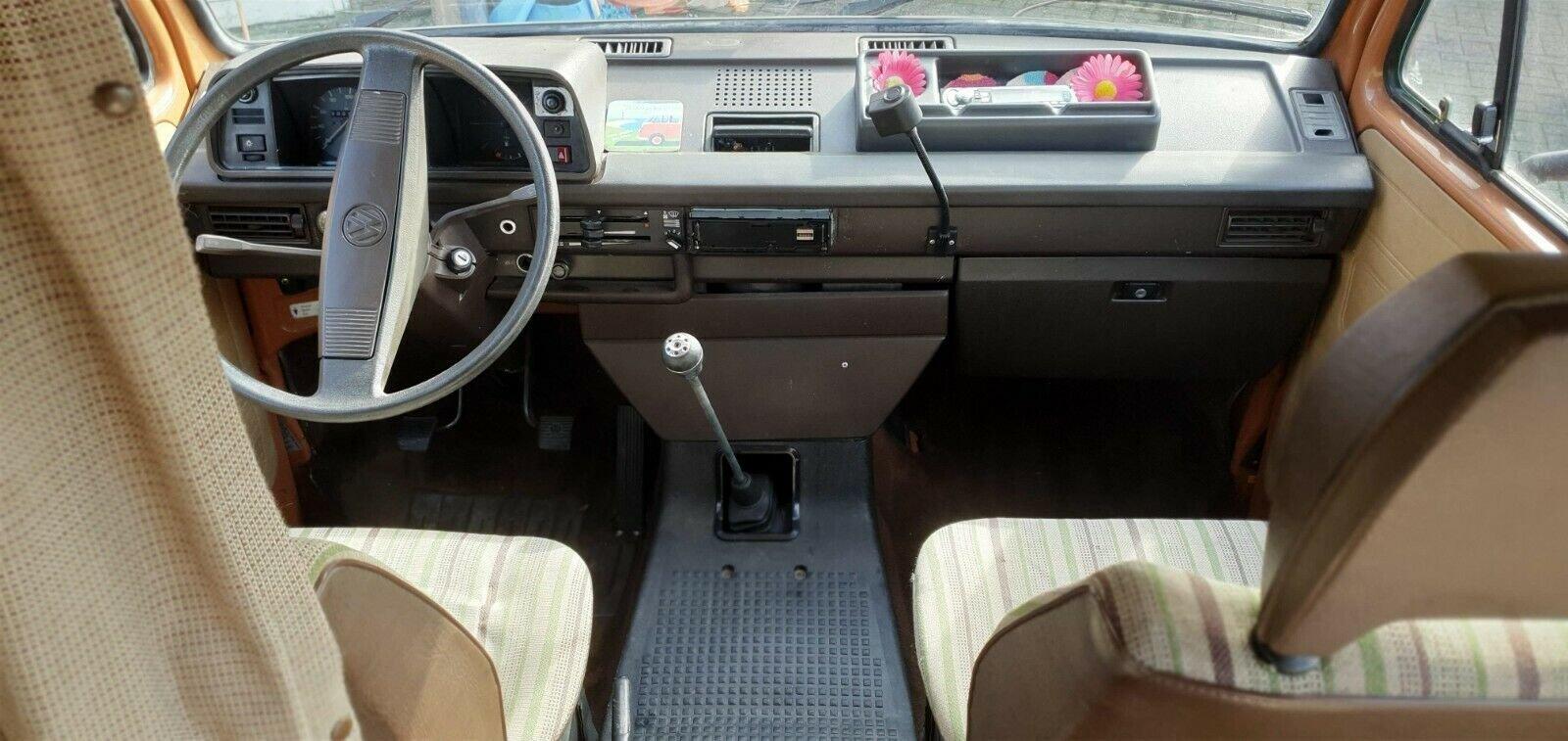 1984 Volkswagen T3 Bus, VW T3 Westfalia, Volkswagen T25 For Sale (picture 5 of 6)