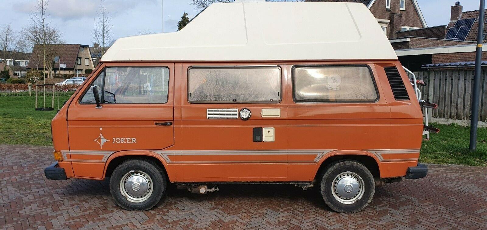 1984 Volkswagen T3 Bus, VW T3 Westfalia, Volkswagen T25 For Sale (picture 6 of 6)