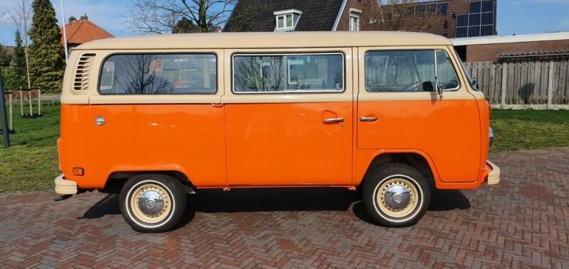 1979 Volkswagen T2, VW T2 Kmbi, Volkswagen Bus For Sale (picture 1 of 6)