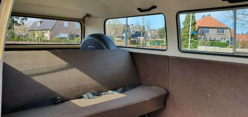 1979 Volkswagen T2, VW T2 Kmbi, Volkswagen Bus For Sale (picture 2 of 6)