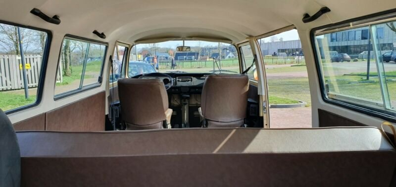 1979 Volkswagen T2, VW T2 Kmbi, Volkswagen Bus For Sale (picture 4 of 6)