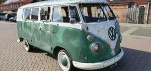 1967 Volkswagen T1 Transporter, VW Bus, Volkswagen Westfalia