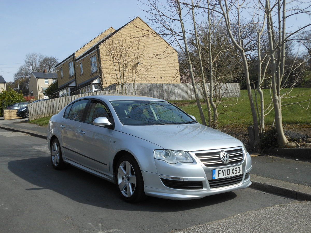 2010 VW Passat 2.0 TDI R Line  One Former + FSH SOLD (picture 1 of 6)
