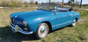 Picture of 1965 Karmann Ghia Cabriolet, Karmann Ghia Convertible