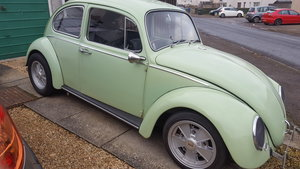 1965 Classic Cal-look modified Beetle