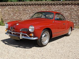 Picture of 1966 Volkswagen Karmann Ghia coupe