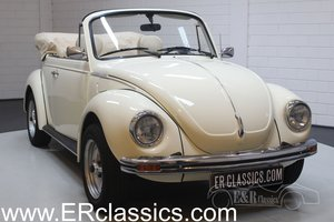 Volkswagen Beetle 1303 Cabriolet 1978 Top condition