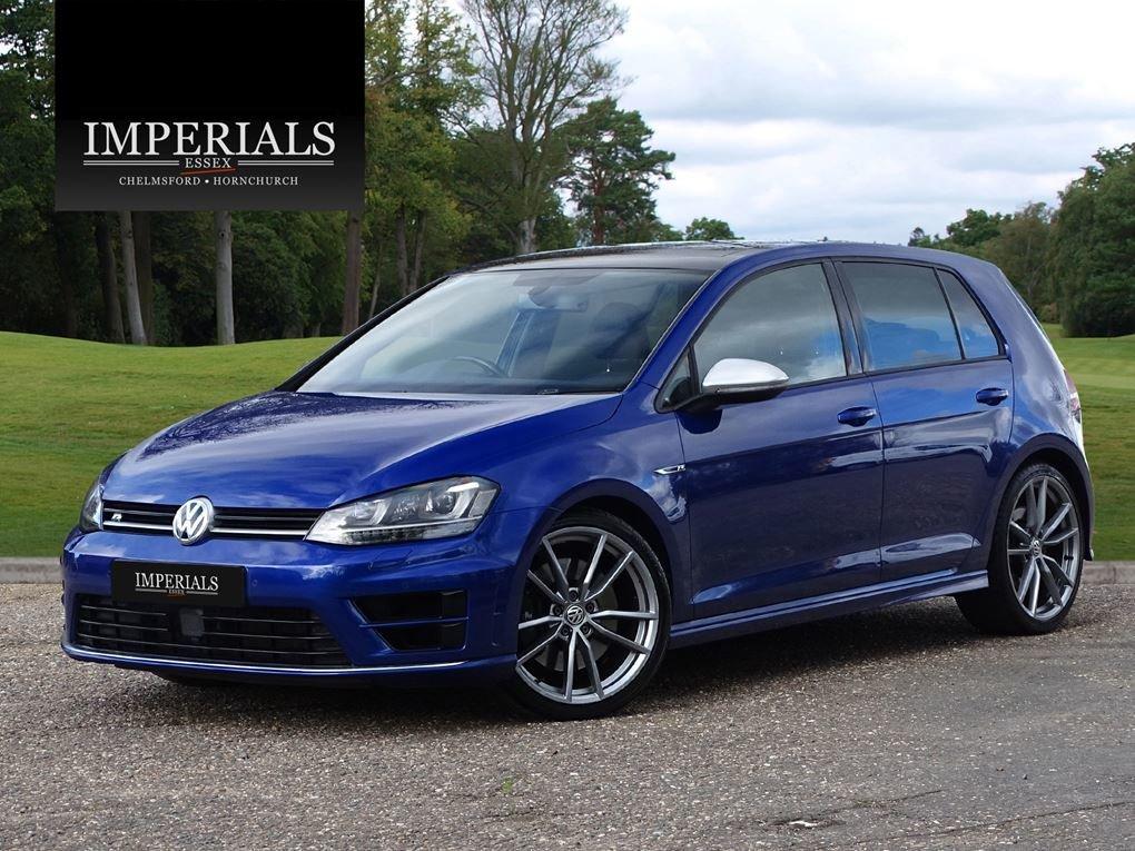 2016 Volkswagen  GOLF  R 2.0 TSI 5 DOOR DSG AUTO  17,948 For Sale (picture 1 of 21)