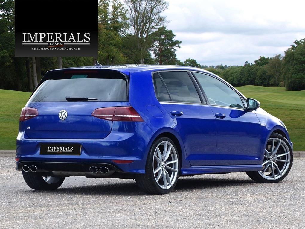 2016 Volkswagen  GOLF  R 2.0 TSI 5 DOOR DSG AUTO  17,948 For Sale (picture 4 of 21)