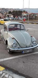 Picture of VW 1968 classic beetle 1500 cc For Sale