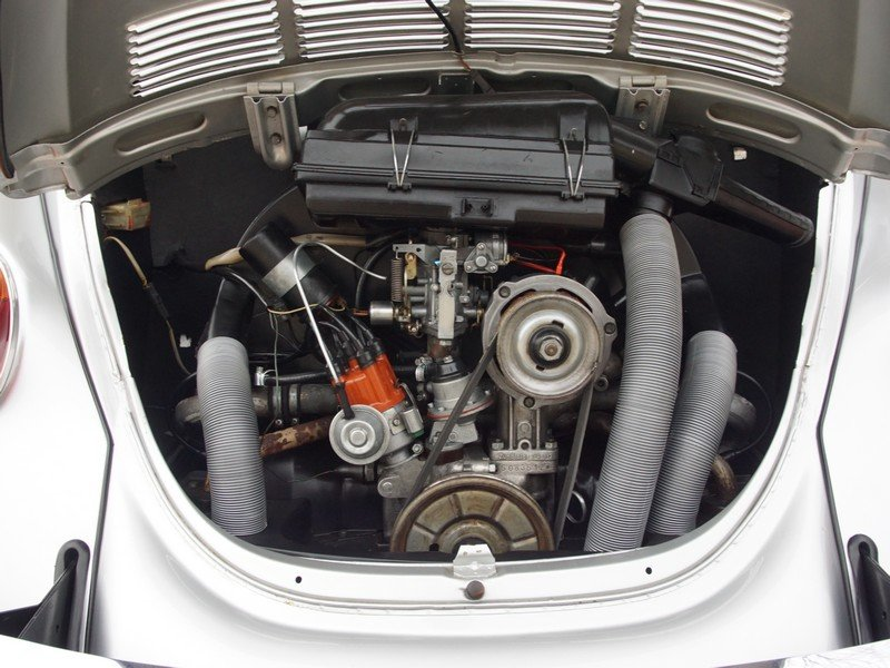 1974 Volkswagen Beetle convertible For Sale (picture 4 of 6)