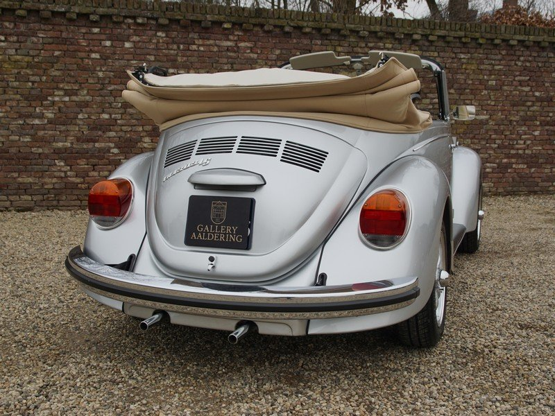 1974 Volkswagen Beetle convertible For Sale (picture 6 of 6)