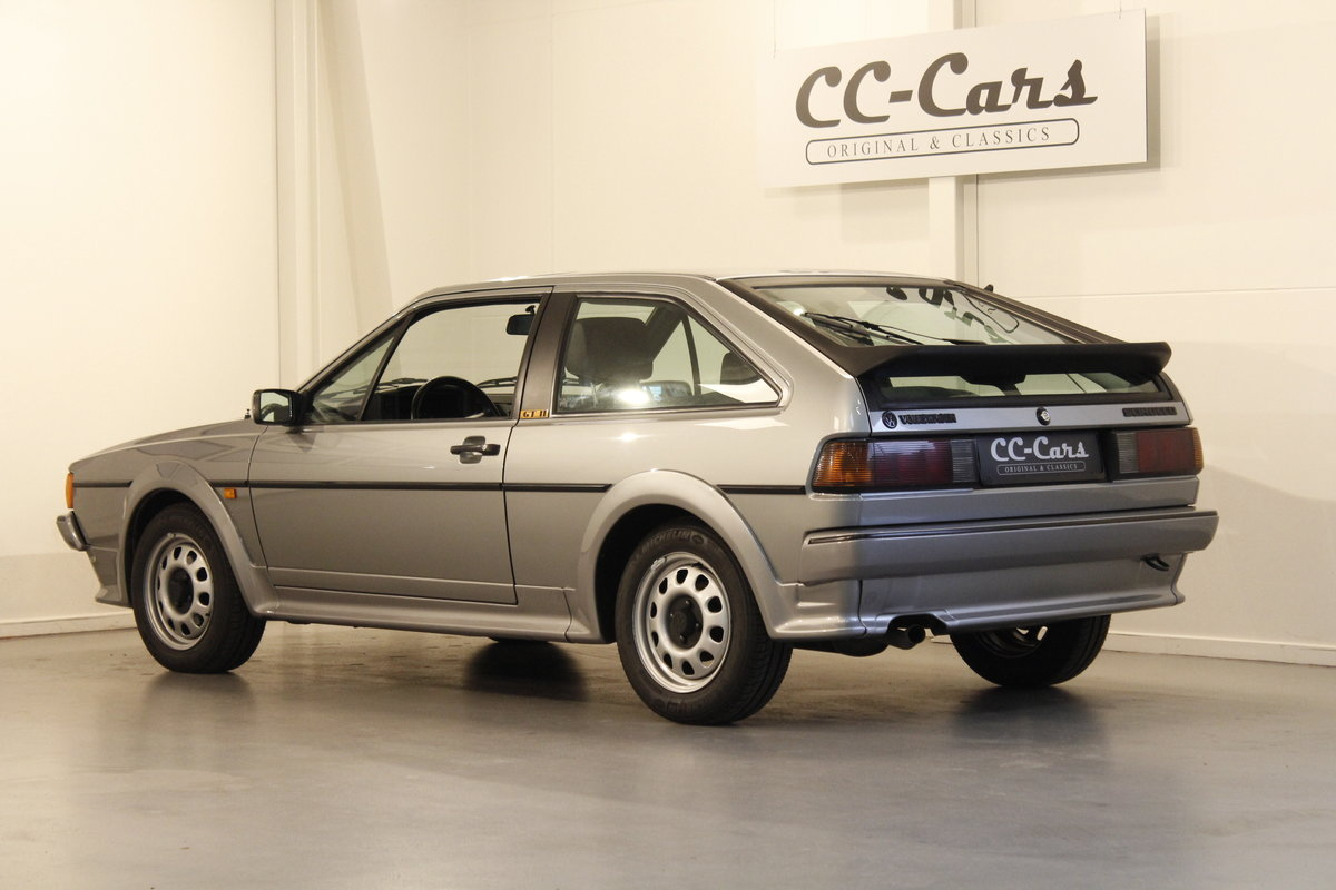 1990 Volkswagen Scirocco 1.8 GT For Sale (picture 2 of 6)