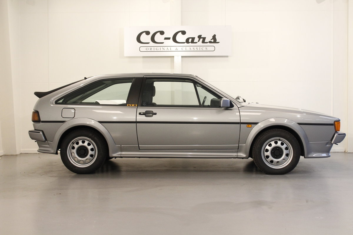 1990 Volkswagen Scirocco 1.8 GT For Sale (picture 3 of 6)