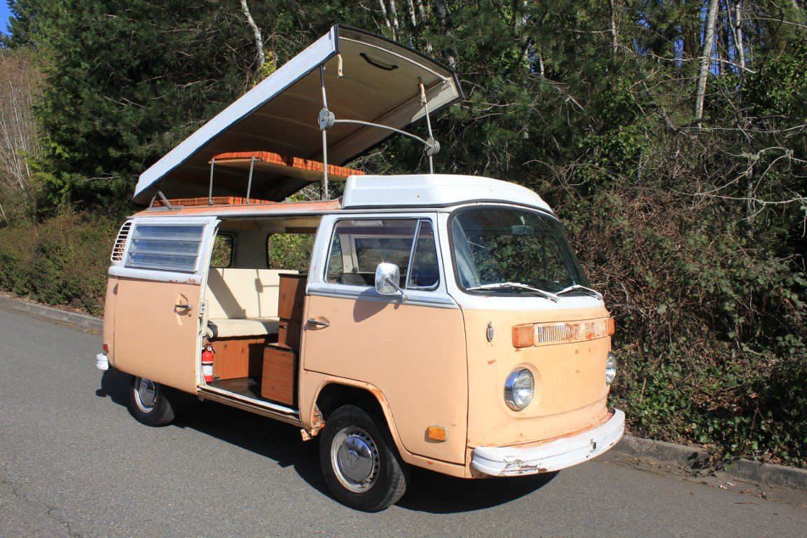1972 Volkswagen Bus Type 2 Westfalia For Sale by Auction (picture 3 of 6)