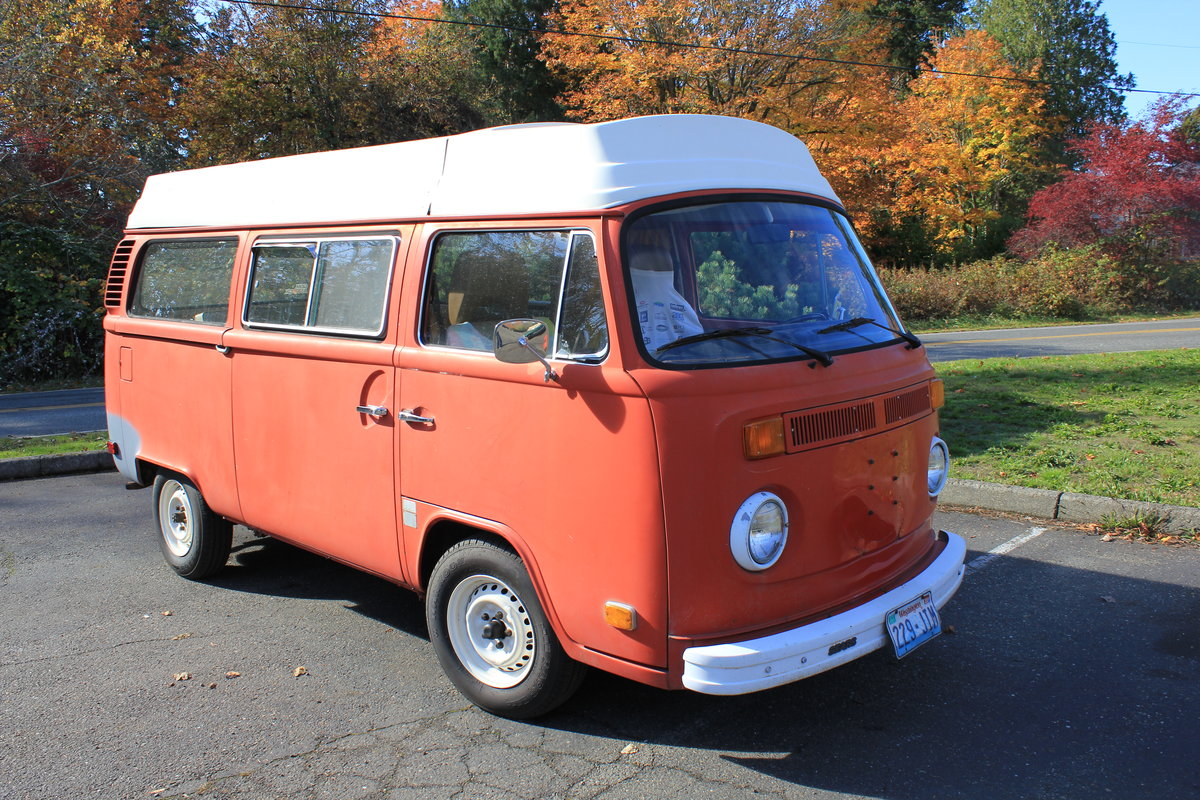 1973 Volkswagen Bus Type 2 Riviera For Sale by Auction (picture 1 of 4)