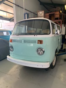 1973 Fully Restored Late Bay Bus