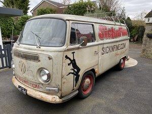 1968 VW PANEL VAN