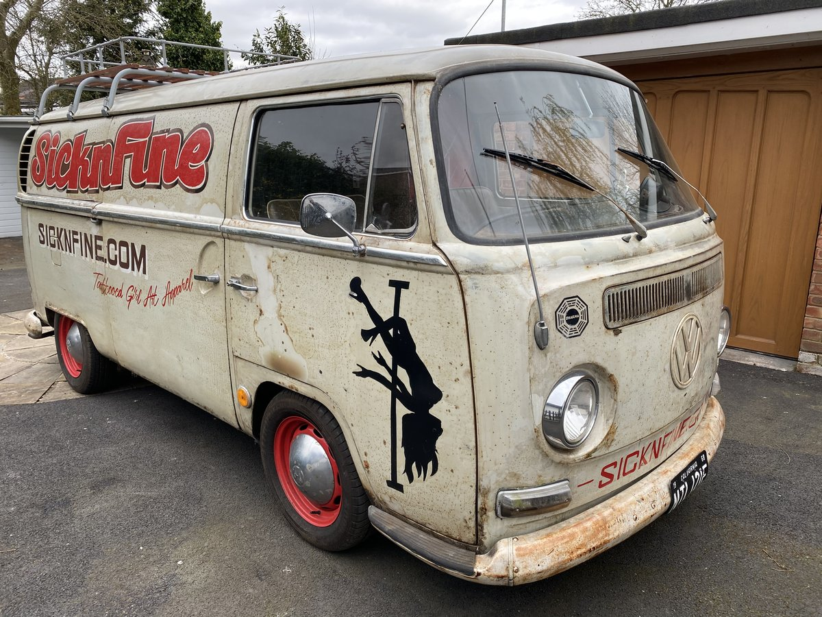 1968 VW PANEL VAN For Sale (picture 2 of 6)