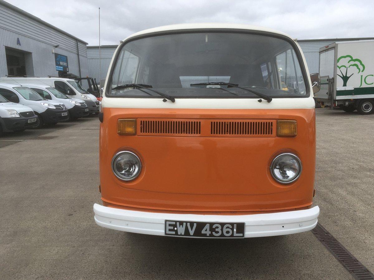 1973 vw transporter motorhome westfailia tintop 1.7 For Sale (picture 2 of 6)
