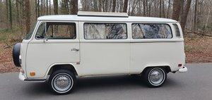 1972 Volkswagen Bus, Volkswagen T2A/B, VW Camper