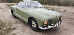 1956 Volkswagen Karmann Ghia Lowlight