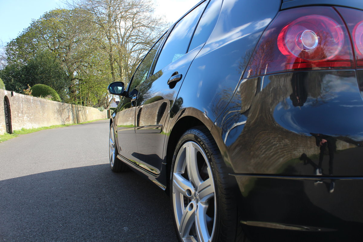 2008 Volkswagen MK5 Golf GTI Pirelli Edition * ONE DIRECTOR OWNER SOLD (picture 5 of 6)