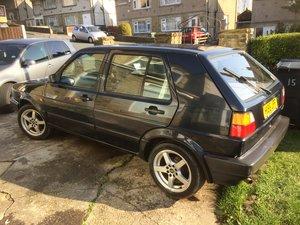 1991 MK2  Golf GL 1.8 Auto
