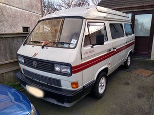 1990 VW T25 Autosleeper Trooper Camper Van Pop Top