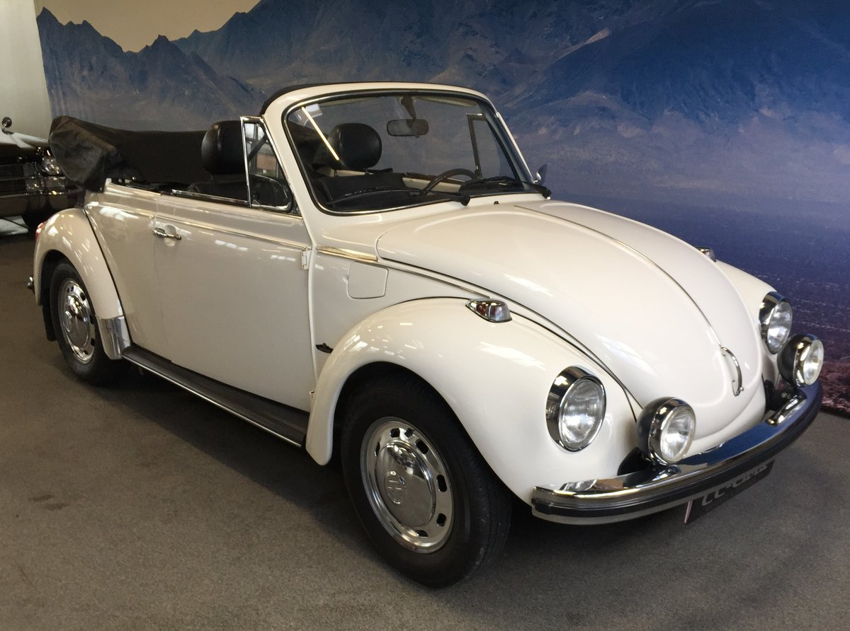 1974 Volksvagen Cabriolet 1303 S  For Sale (picture 1 of 6)