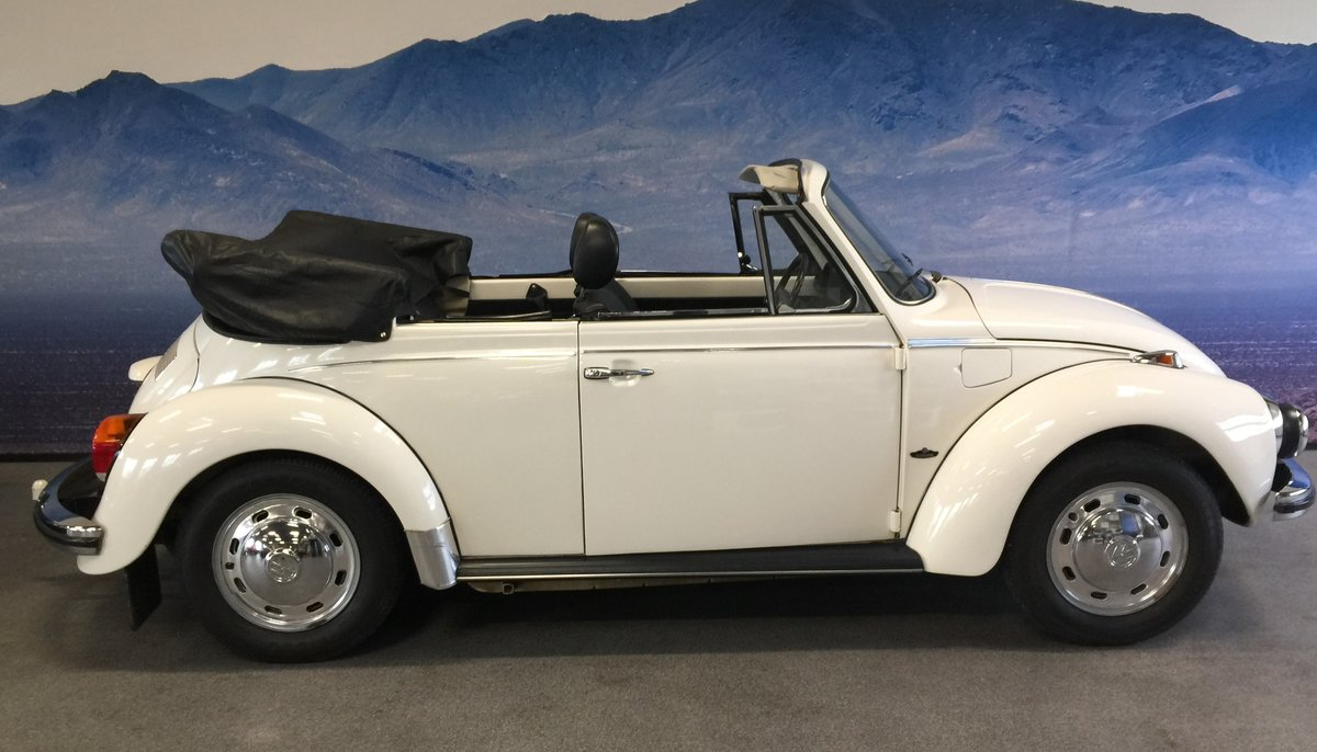 1974 Volksvagen Cabriolet 1303 S  For Sale (picture 2 of 6)