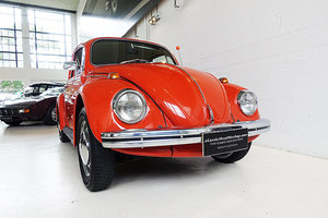 Picture of 1970 AUS del., VW Beetle 1500, Signal Orange, history, immaculate SOLD