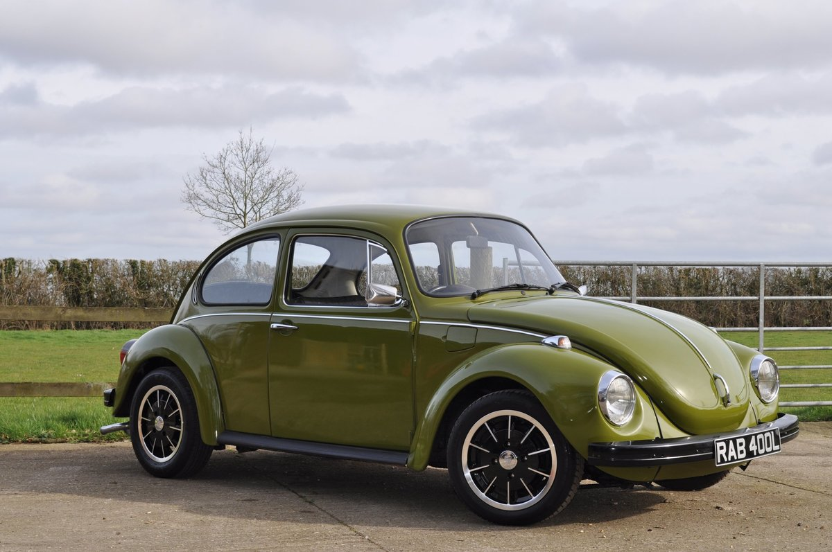 Volkswagen Beetle 1972 For Sale (picture 1 of 6)