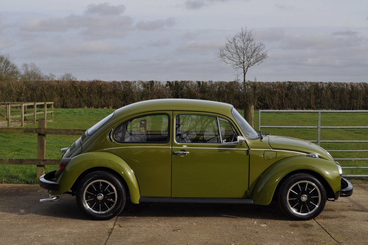 Volkswagen Beetle 1972 For Sale (picture 2 of 6)