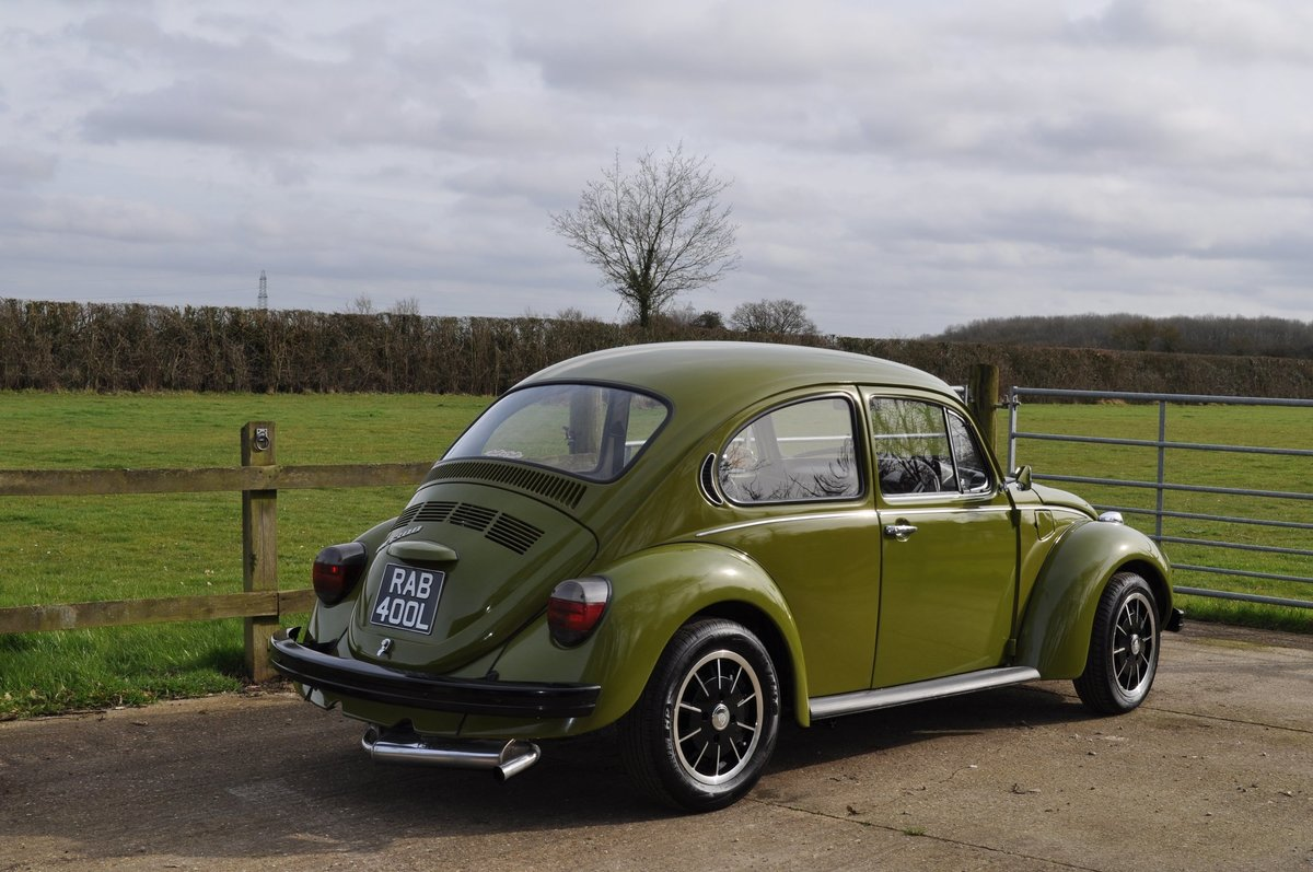 Volkswagen Beetle 1972 For Sale (picture 4 of 6)