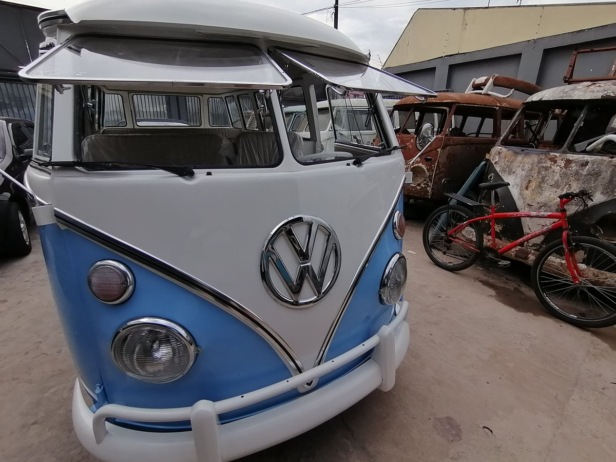 1975 Top quality restored VW T1 split window bus For Sale (picture 6 of 6)