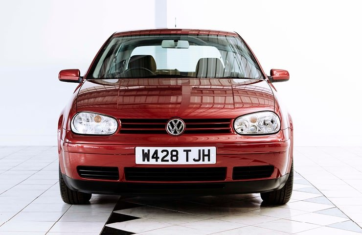 2000 Volkswagon Golf GTi 1 Lady owner 35360 Miles !!! For Sale (picture 2 of 10)