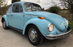 1971 American LHD 1302 Beetle Project