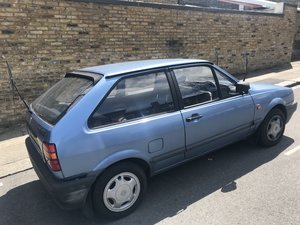 1992 VW Polo Coupe Original CL Light Blue 95kmiles