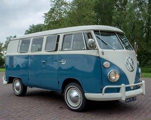 1967 Volkswagen T1, VW Bus, Volkswagen Bulli, T1 Bus