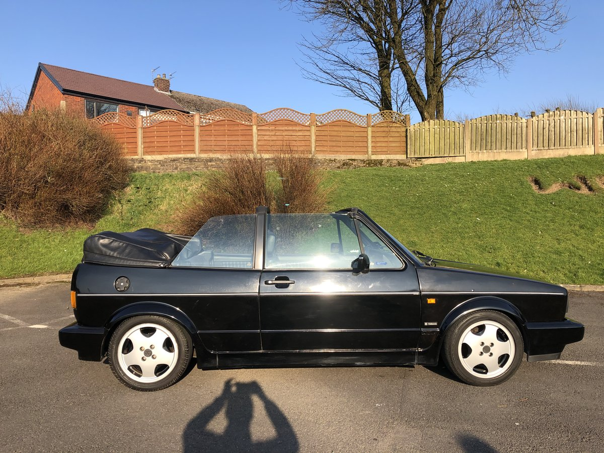 1990 Mk1 Golf GTI Cabriolet SOLD (picture 5 of 6)
