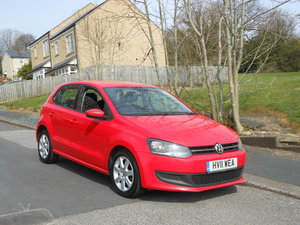 2011 VW Polo 1.2 TDI SE 5DR 2 Former+12 Month Mot+£20 Tax SOLD