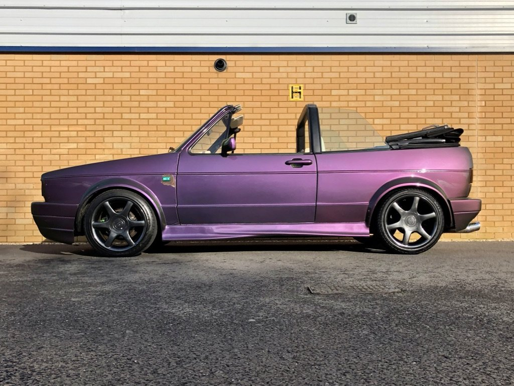 1987 VOLKSWAGEN GOLF GTI 1.8L // MK1  // Convertible // Px swap For Sale (picture 2 of 10)