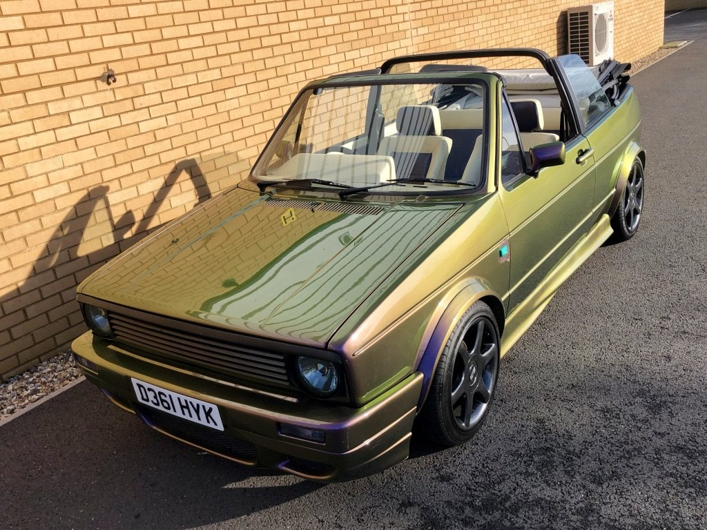 1987 VOLKSWAGEN GOLF GTI 1.8L // MK1  // Convertible // Px swap For Sale (picture 10 of 10)