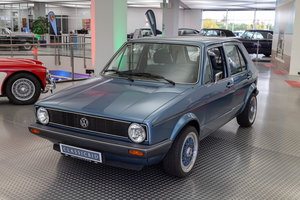 1983 Volkswagen Golf I CL *Online Auction 25th April 2020* SOLD by Auction